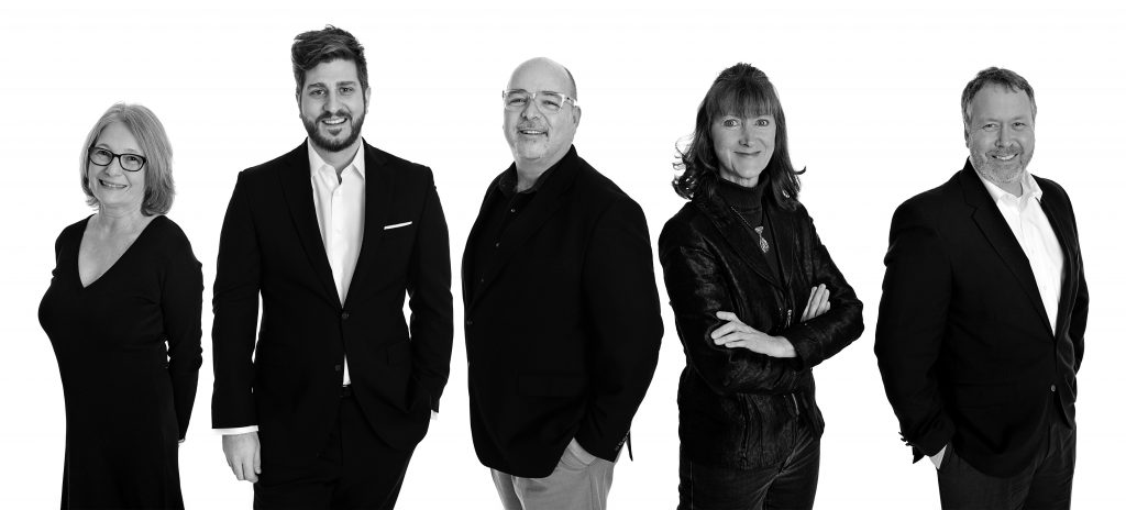 Real Estate Team Headshot studios